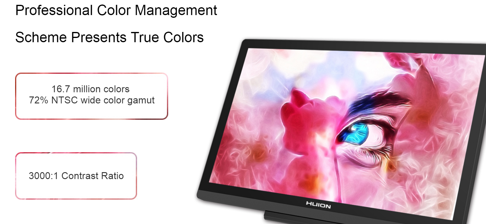 Review: Huion monitor tablet – Medusa Dollmaker